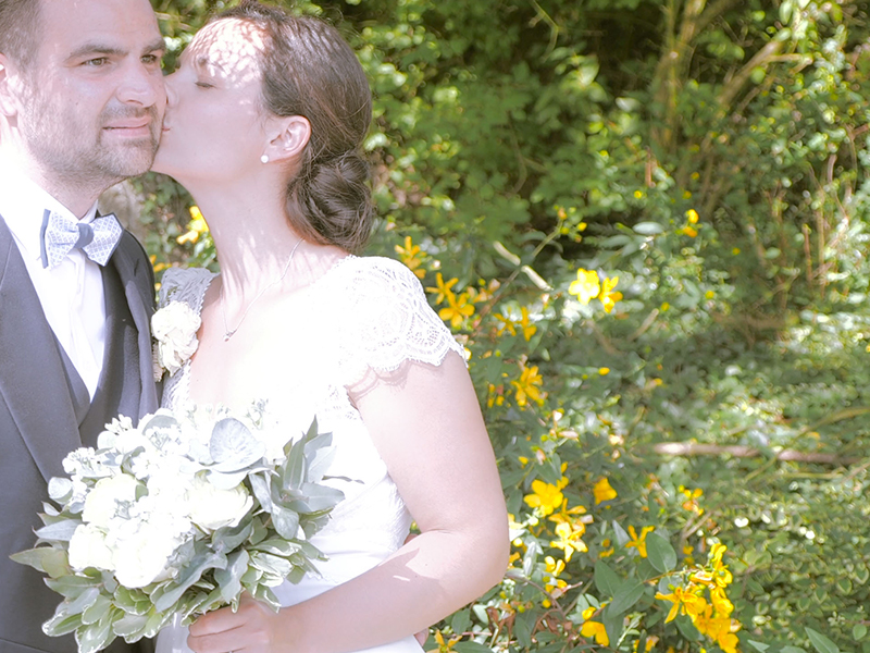 vidéo de mariage marié shooting photo